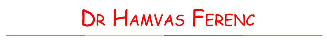 Dr Hamvas Ferenc Logo