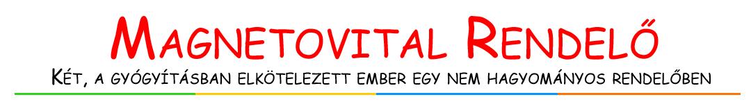 Magnetovital Rendelő Logo